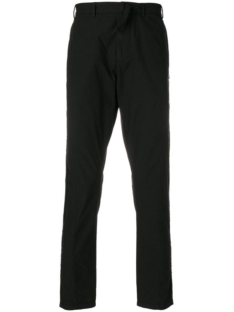 straight-leg trousers - Black N°21 Cqq1H9Z