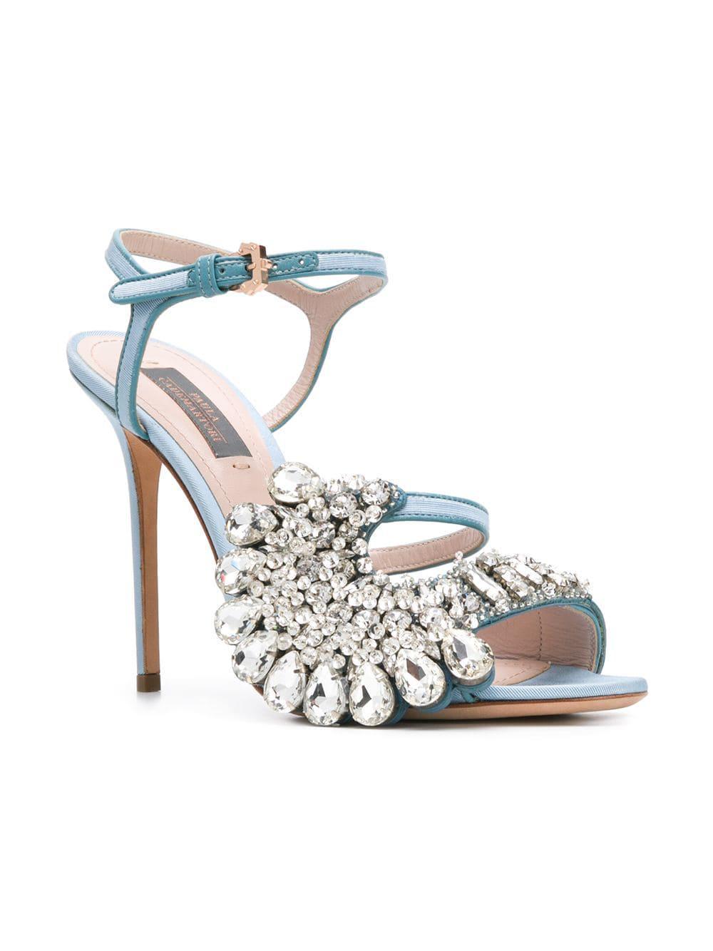 Holy In Cademartori Paula White Lyst Blue Blossom vOHnqnw8