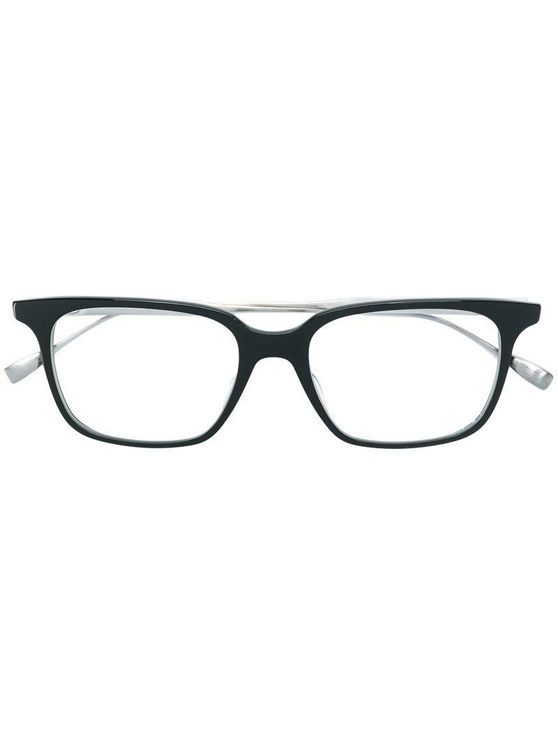 240edc099111 Lyst - Dita Eyewear Birch Glasses in Black for Men