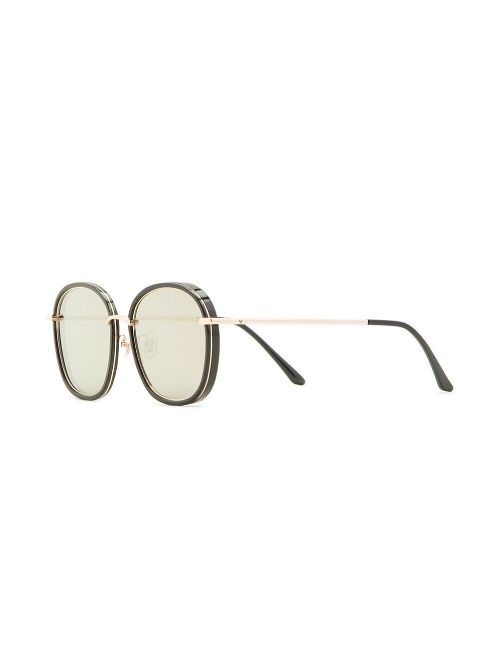 61087aa0946 Lyst - Gentle Monster Mad Crush Sunglasses in Black