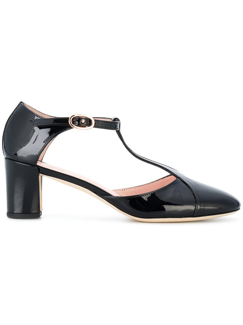 2fee0c850d Lyst - Repetto Ankle Strap Pumps in Black