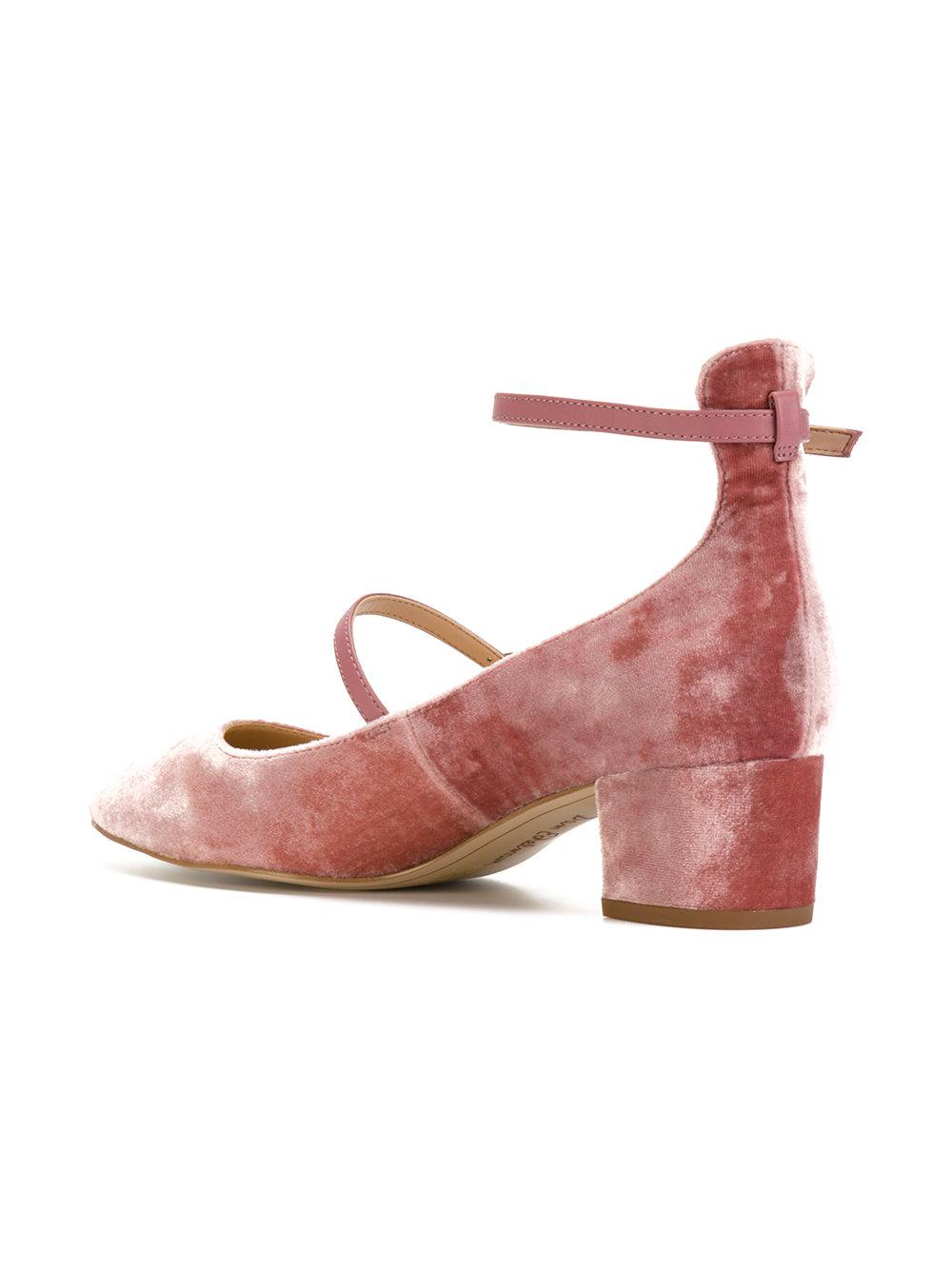 090e8cd097629 Lyst - Sam Edelman Lulie Pumps in Pink