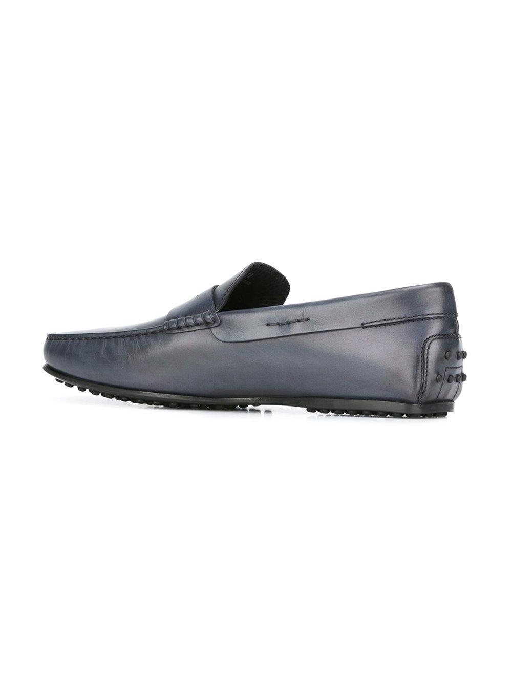 023ee7879e2 Lyst - Tod s  city Gommino  Loafers in Blue for Men