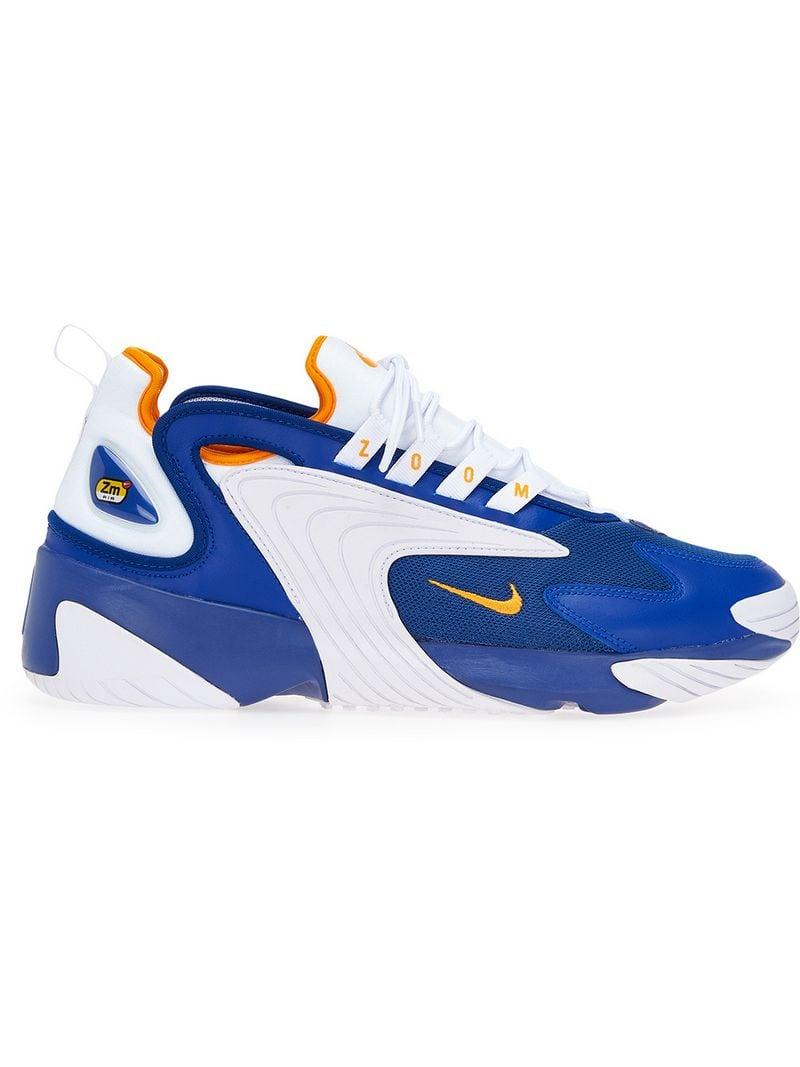 reputable site 154f6 97957 Nike. Men s Blue Zoom 2k Sneakers