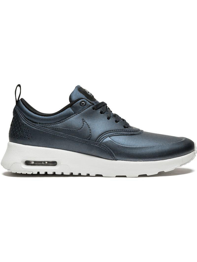 super popular baedf 7eac4 Nike. Women s Blue W Air Max Thea Se Trainers