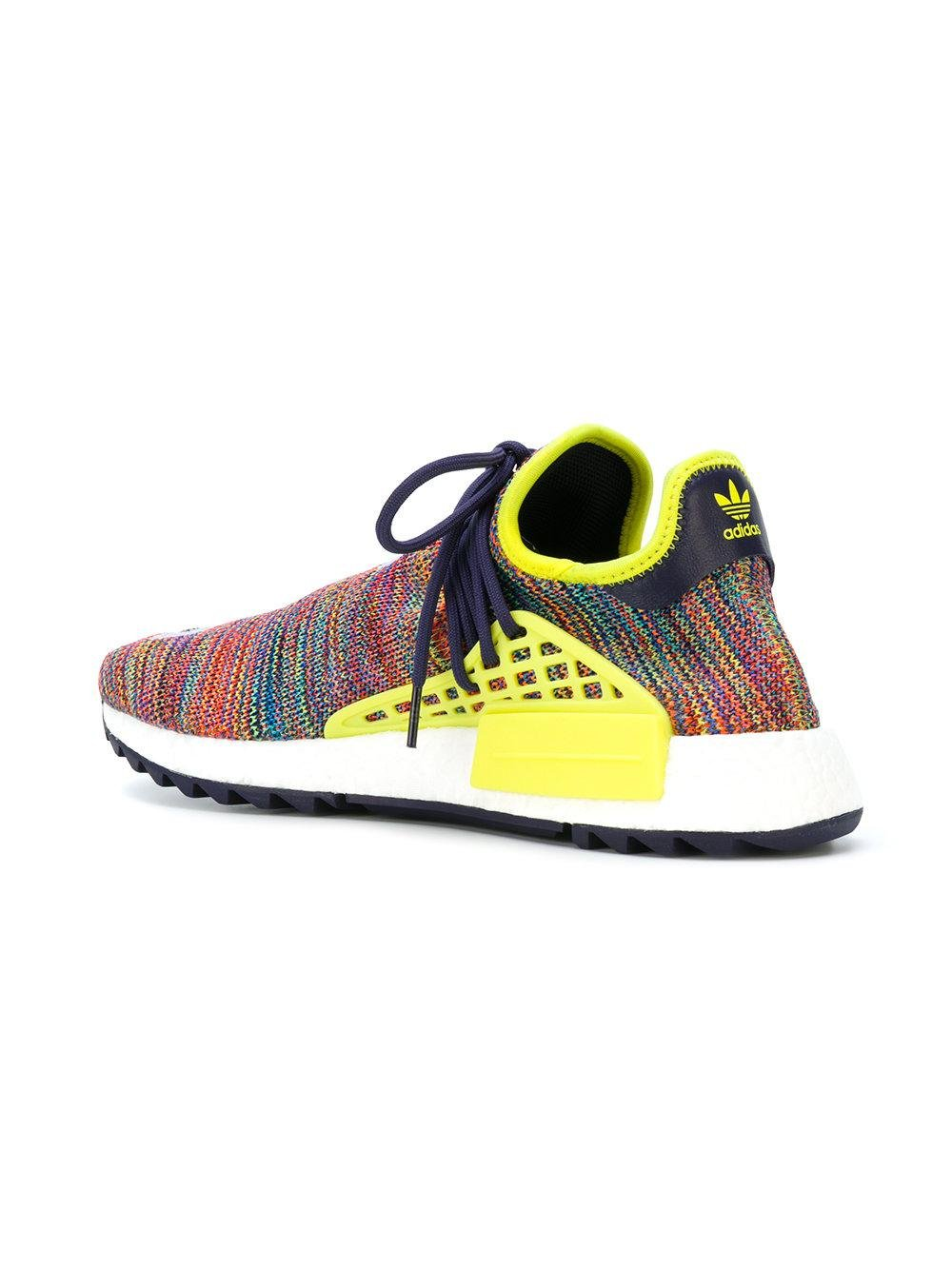 717718008 Lyst - adidas Originals Pharrell Williams Hu Hiking Nmd tr Sneakers ...