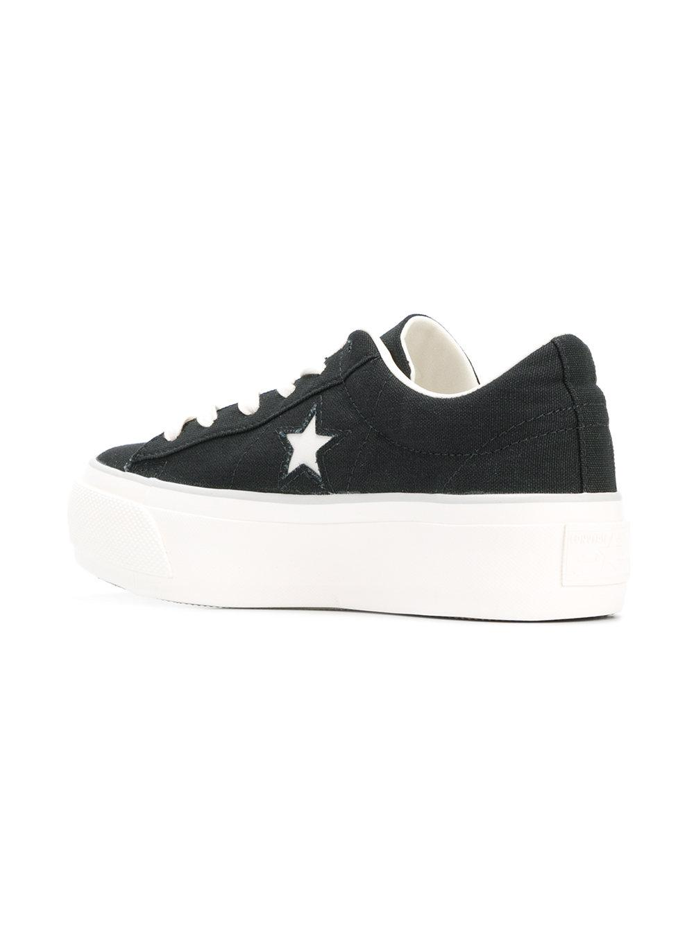 911ac3a35094 Gallery. Previously sold at  Farfetch · Women s Converse Platform Women s Platform  Sneakers