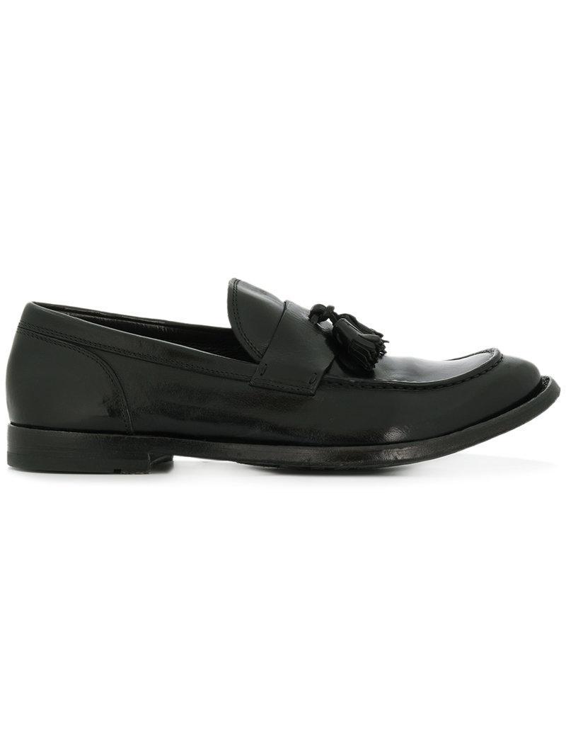tassel loafers - Black Officine Creative 8PvAn8H6I9
