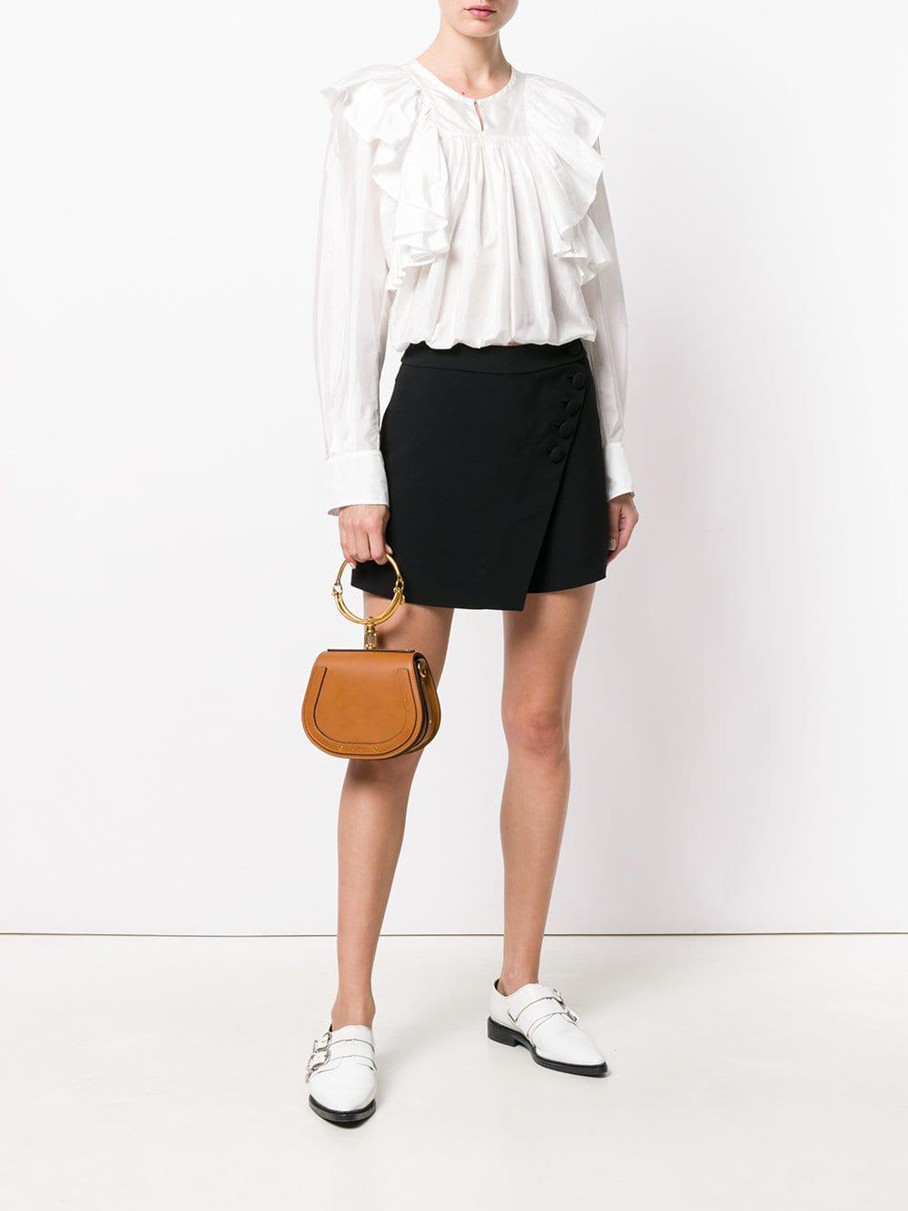 Save Chloé Shoulder Small 4084507042253591 In Nile Brown Bag Lyst 1 xTW4p6ng