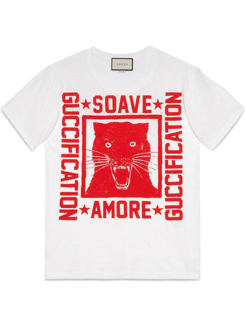 4deb2fb2e Gucci - White