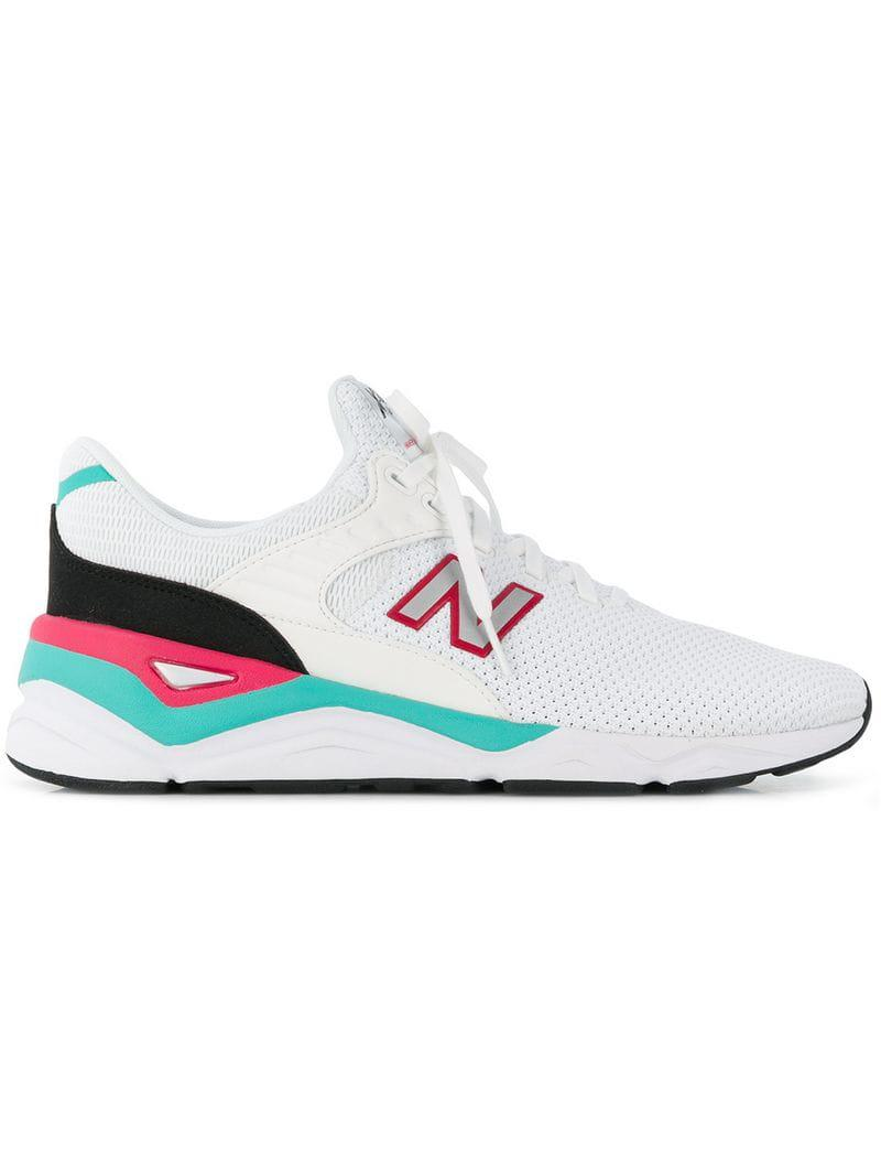 f90e020434fda New Balance X-90 Sneakers in White for Men - Save 25% - Lyst