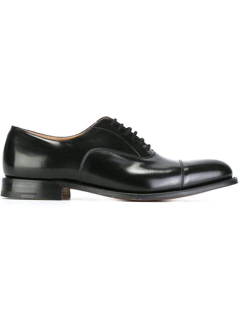 956fd63bc38d Lyst - Church s  dubai  Shoes in Black for Men