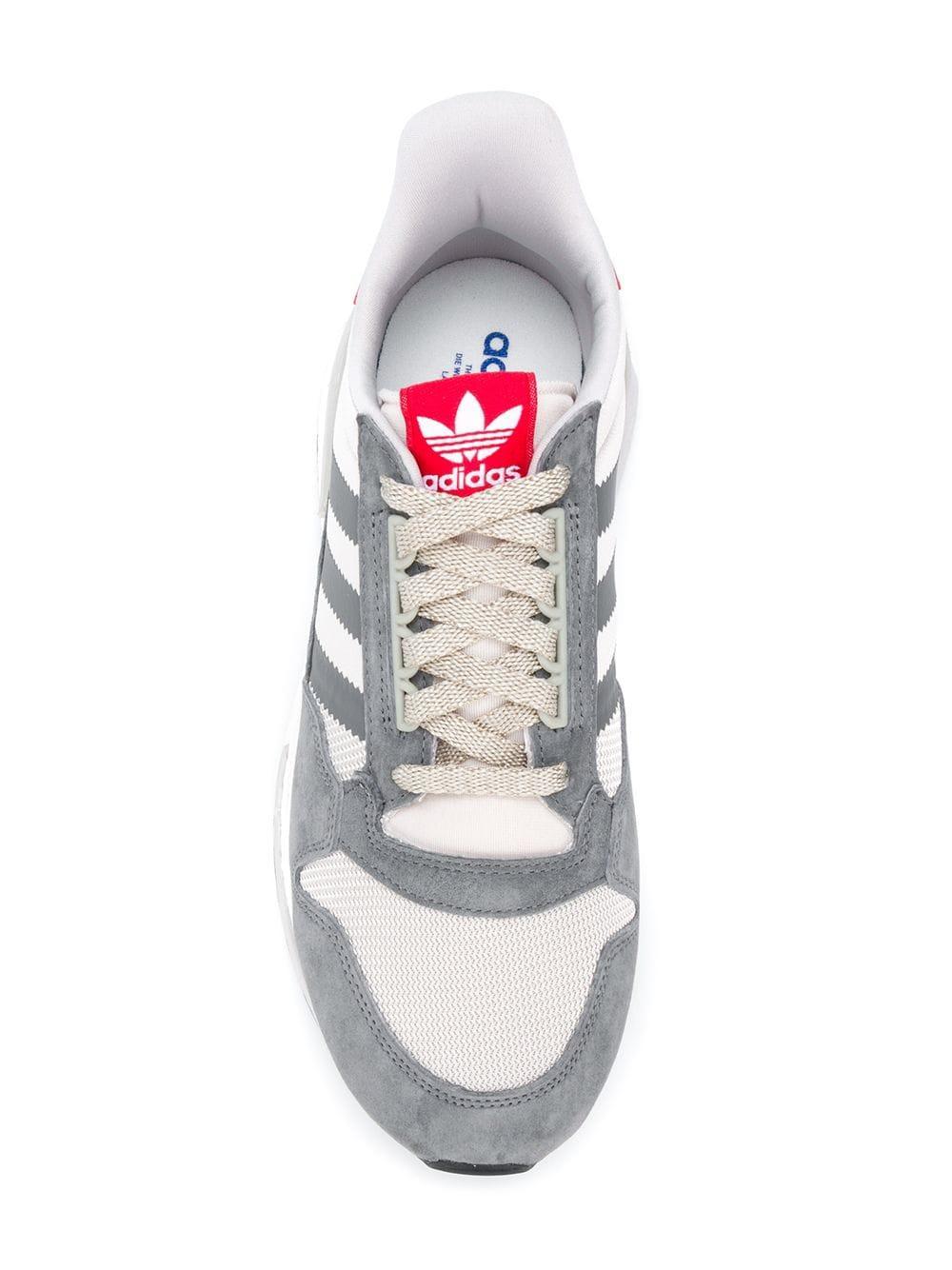 4ec581a47bfc Adidas - Gray Zx 500 Rm Sneakers for Men - Lyst. View fullscreen