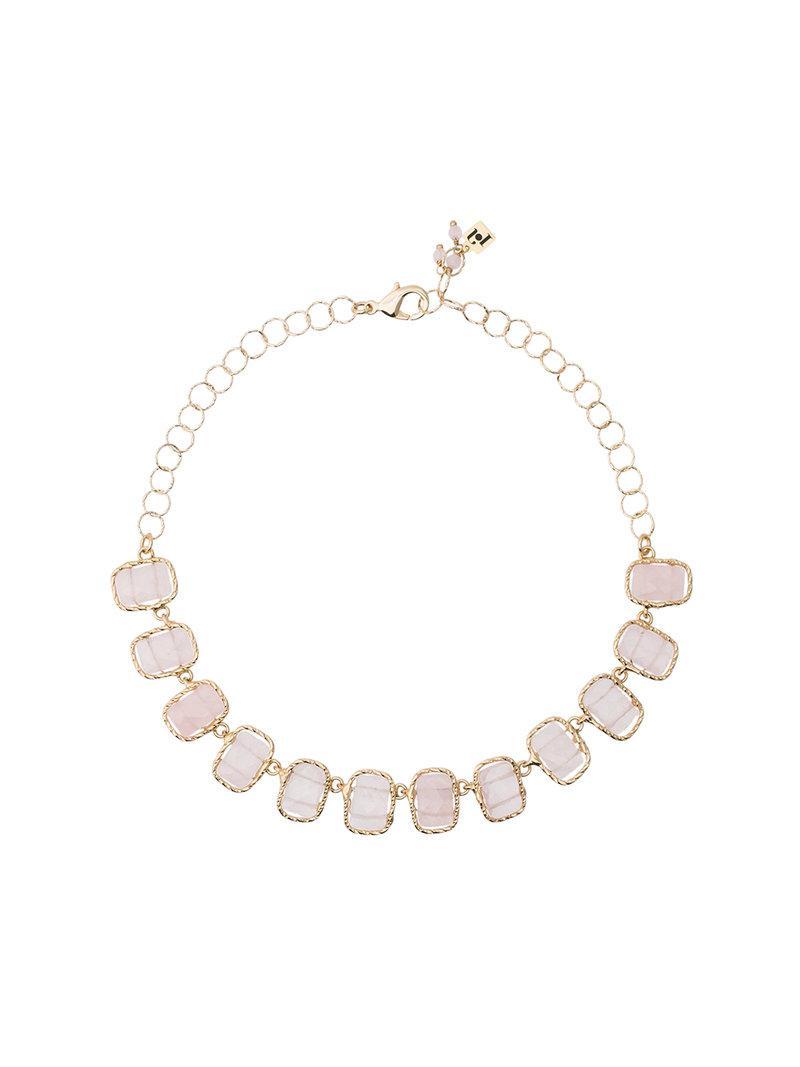 Rosantica Peppermint choker necklace 4vs6zZp