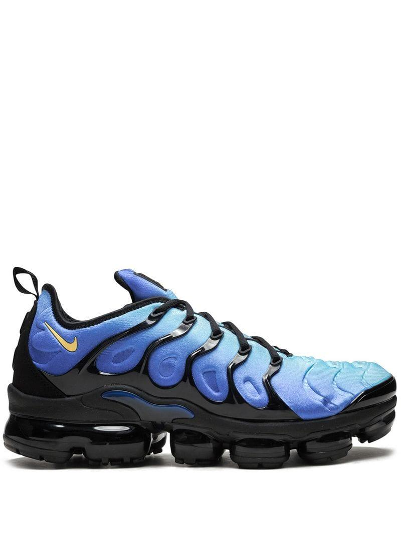 4db9368c56f95 Nike Air Vapormax Plus Sneakers in Blue for Men - Lyst