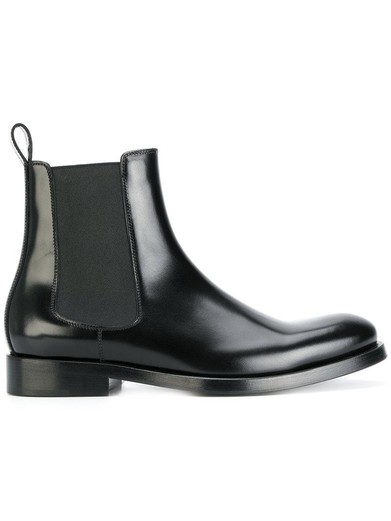 cda923e531fa4 Lyst - Valentino Garavani Beatles Boots in Black for Men