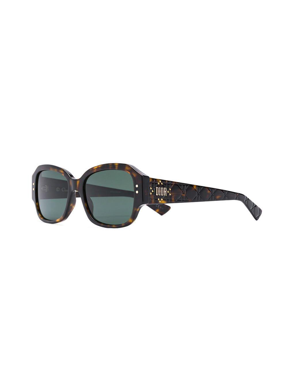 feeaca29f96 ... Dior Stud Sunglasses - Lyst. View fullscreen
