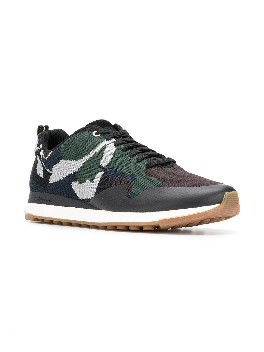 free shipping discounts Ps By Paul Smith Rappid camouflage sneakers with credit card clearance recommend newest cheap online WSua2h9
