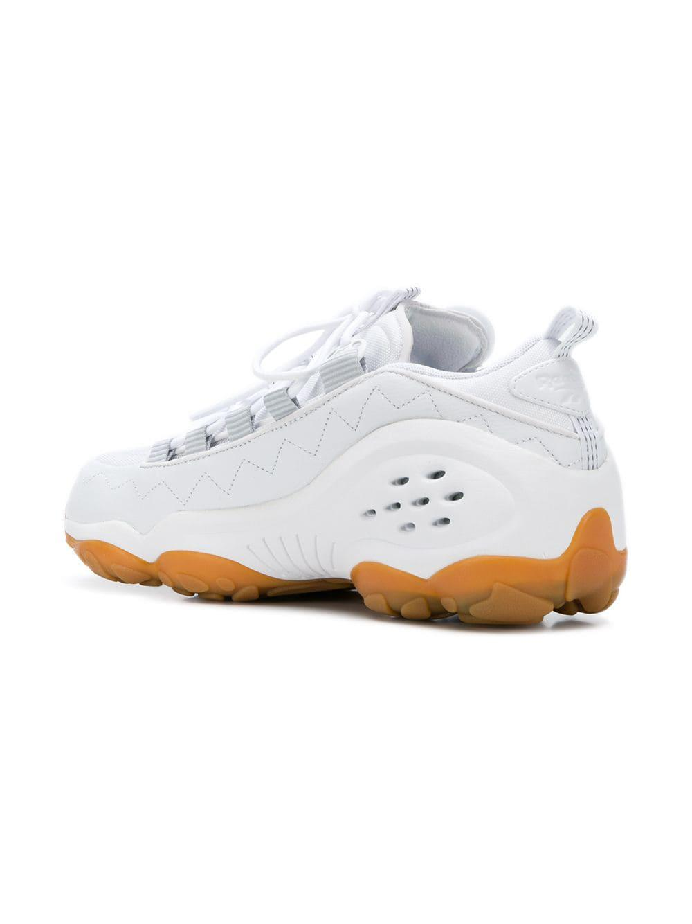 e50272b20 Reebok Dmx Run 10 Infinite Sneakers in White for Men - Lyst