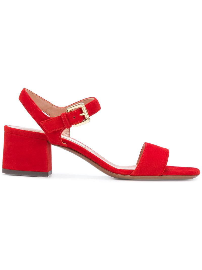 Open Toe Sandals - Red L'autre Chose NNqhQqe