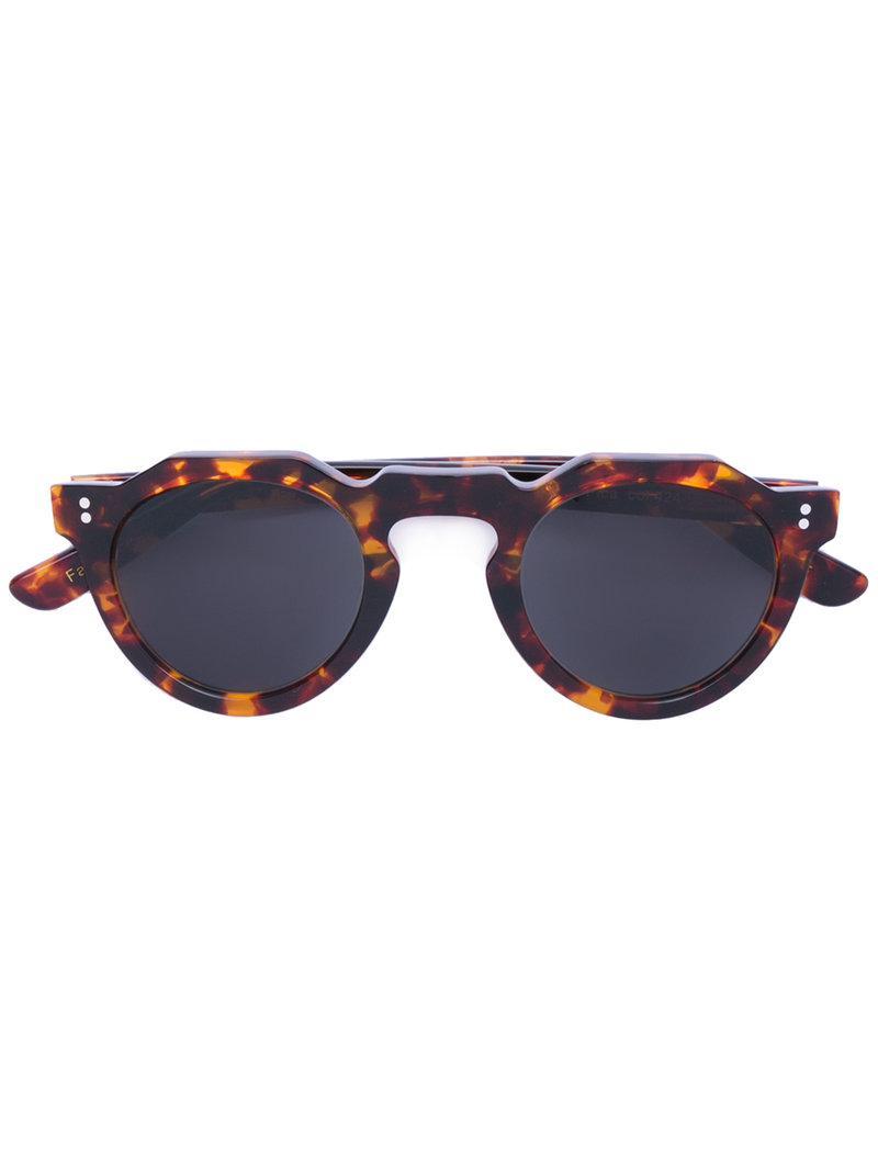0ecdb7f0df Lesca. Gafas de sol Pica de mujer de color marrón