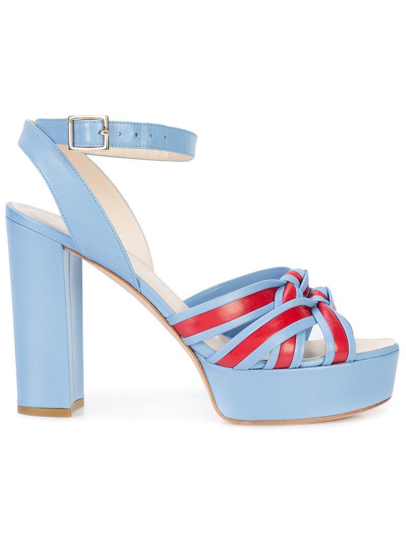 Jill Stuart Monica sandals - Black farfetch neri Envío Libre Auténtico DJAmmHn