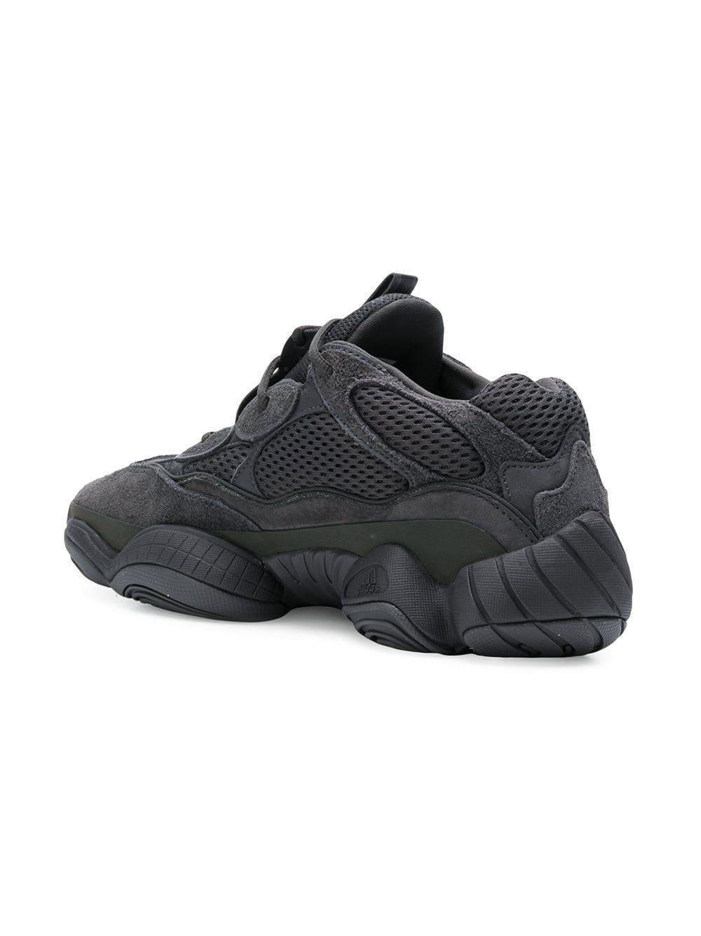 a3f50444507c4 Lyst - Yeezy 500 Sneakers in Black for Men