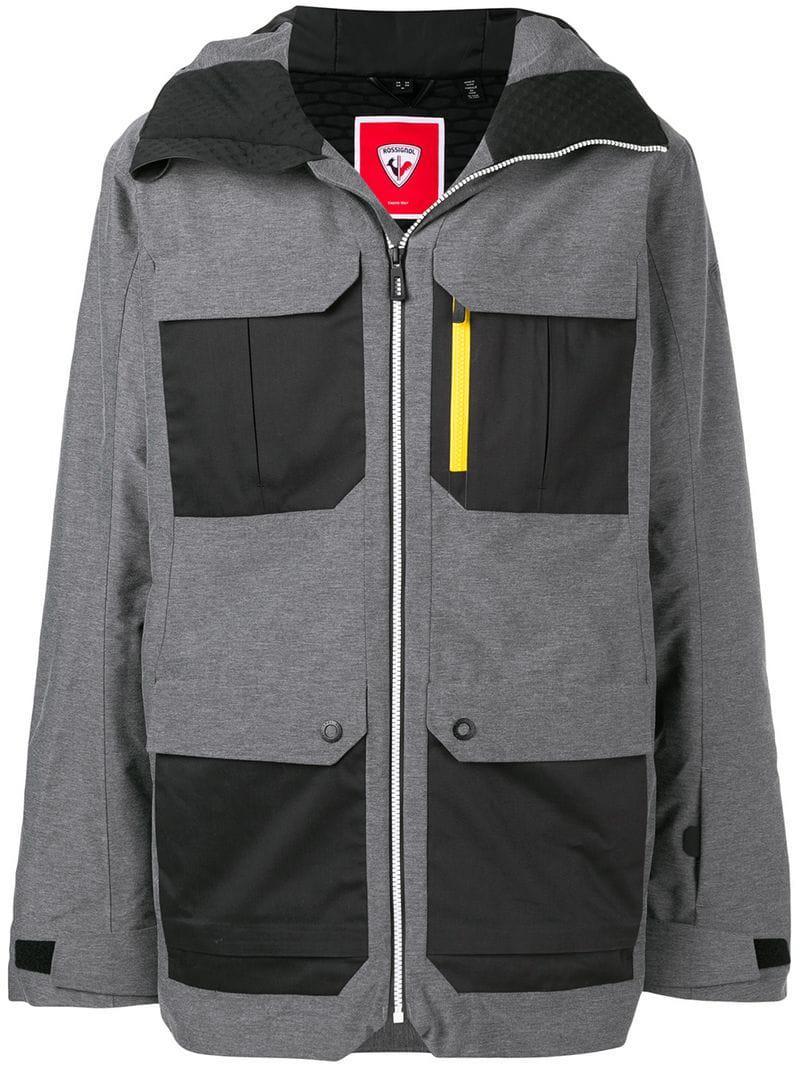 10eca8c56 Lyst - Rossignol Parka Ski Jacket in Gray for Men