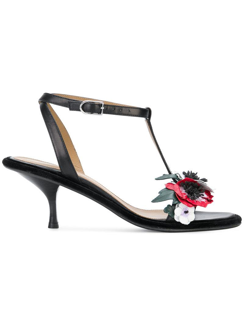Sonia by Sonia Rykiel Flower detail sandals hcO1yTF