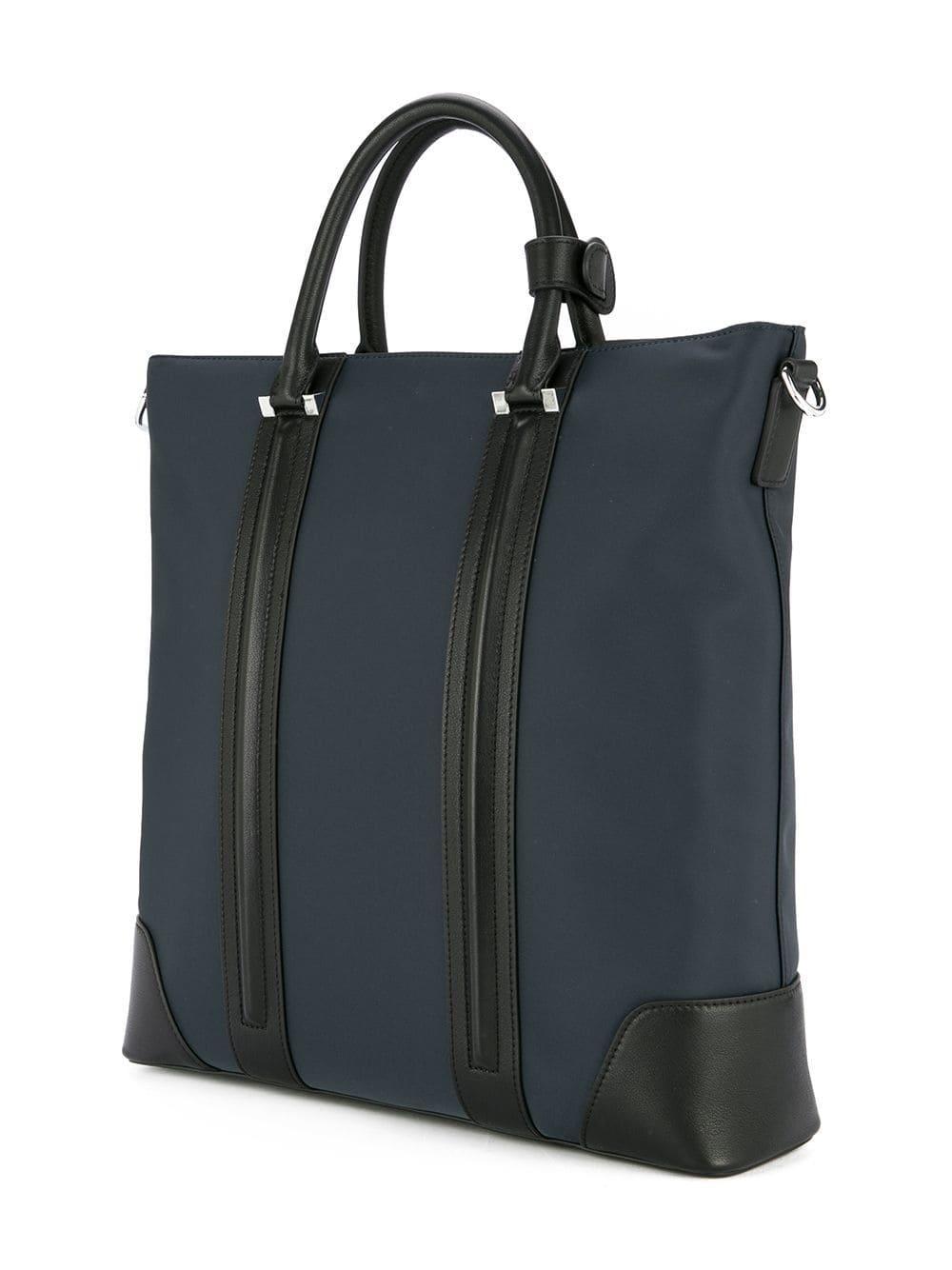 d58555f6762 Cerruti 1881 - Blue Logo Tote Bag for Men - Lyst. View fullscreen