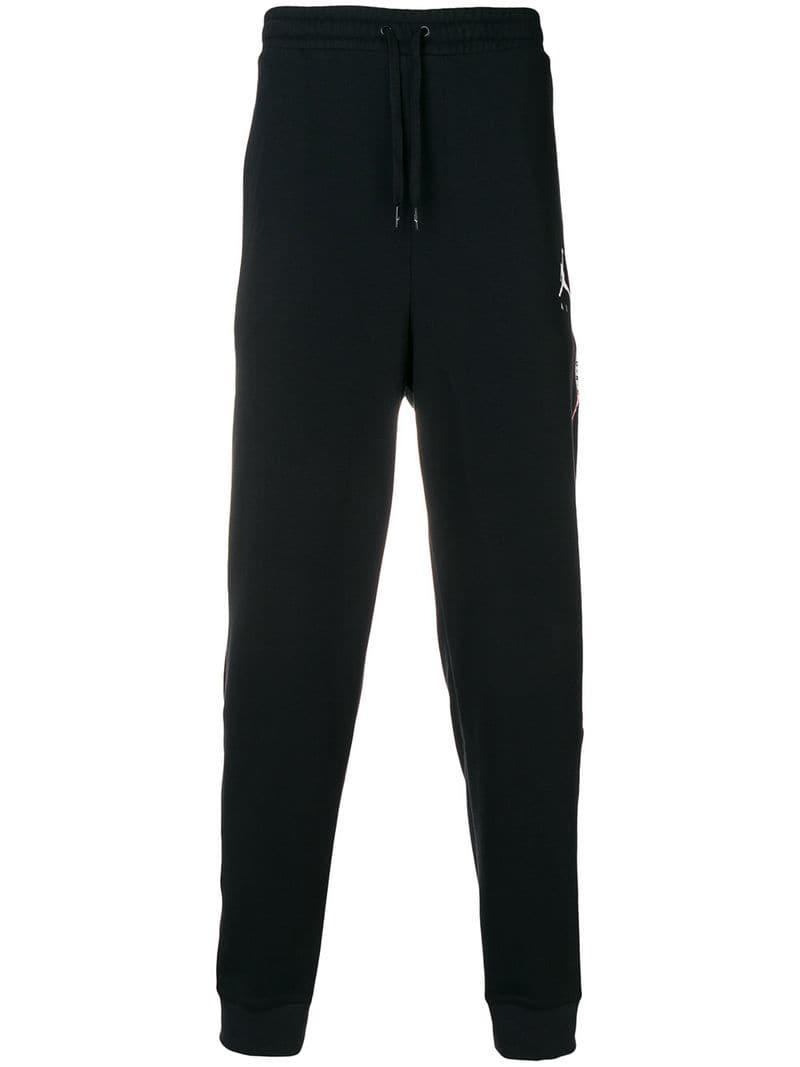 9d0ab5f4b93d Nike Logo Band Track Pants in Black for Men - Lyst