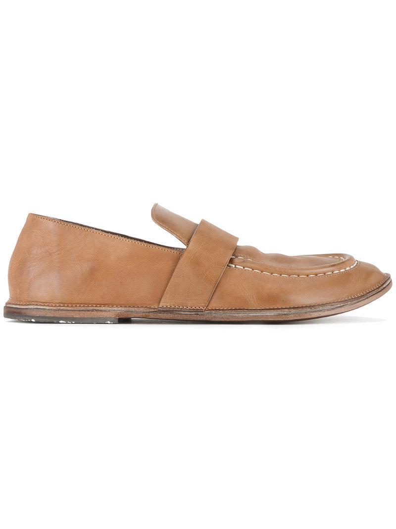 Strasacco loafers - Brown Marsèll jO3mCMe1U