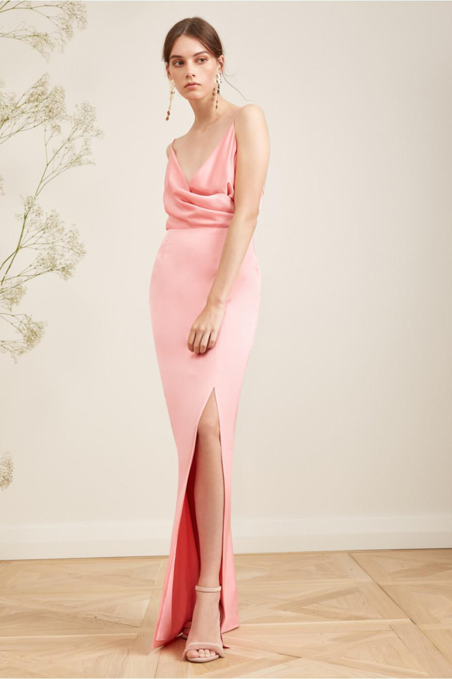 de0fa7cf Keepsake This Moment Gown in Pink - Lyst