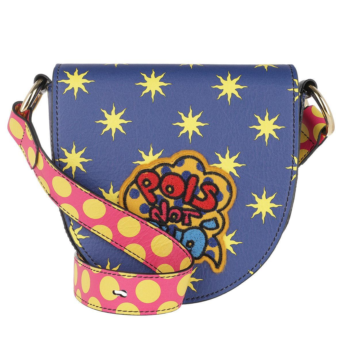 b112d328426 Alessandro Enriquez Mini Hebe Pop Pois Crossbody Bag Stars Multi in ...