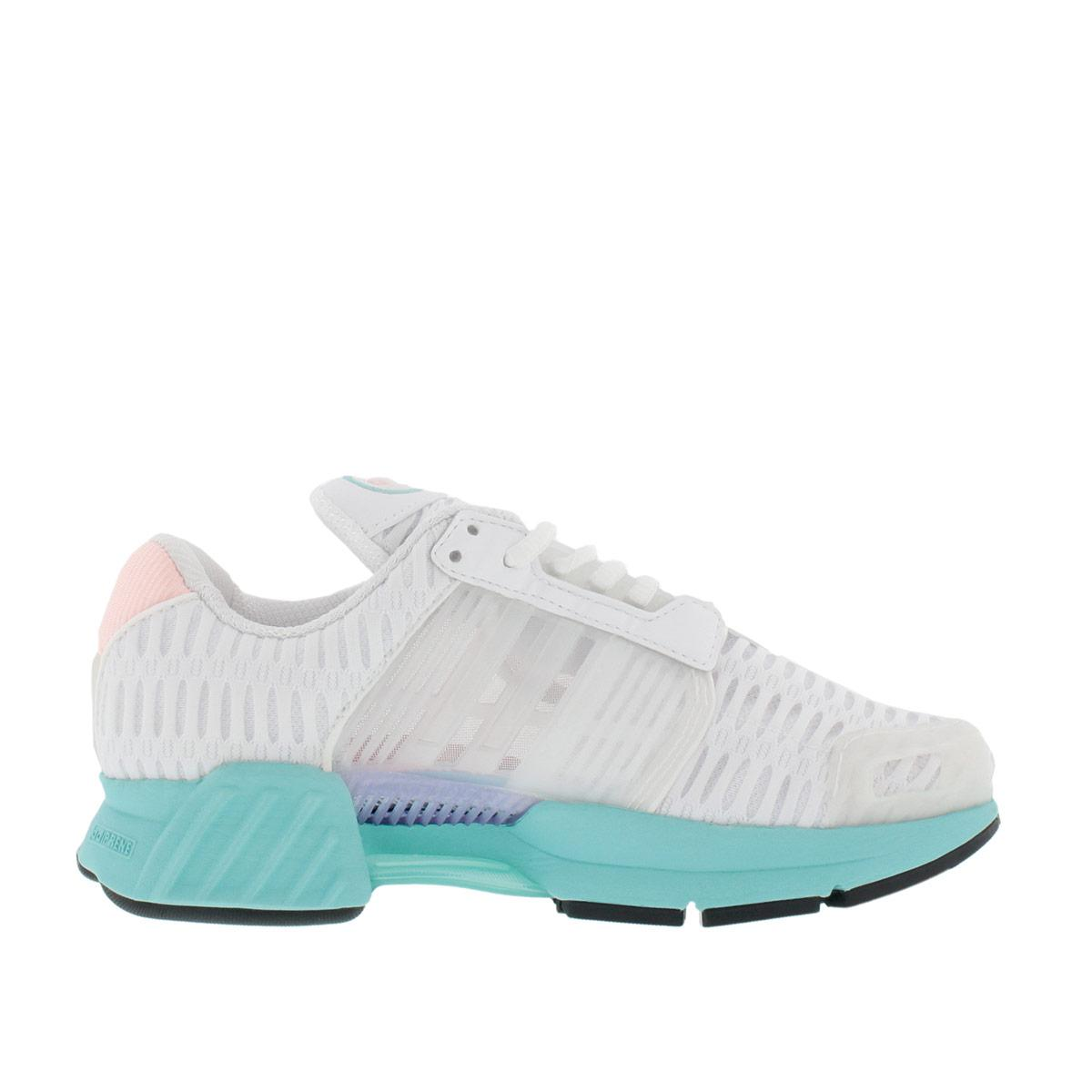 official photos 82cb0 f34c1 Adidas Originals Womens Climacool 1 Sneaker Whitemint in Whi
