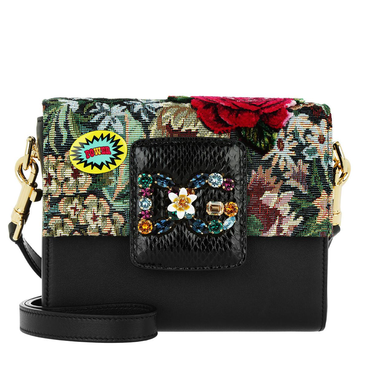DG Millennials shoulder bag with appliqu UCqK7Xx68