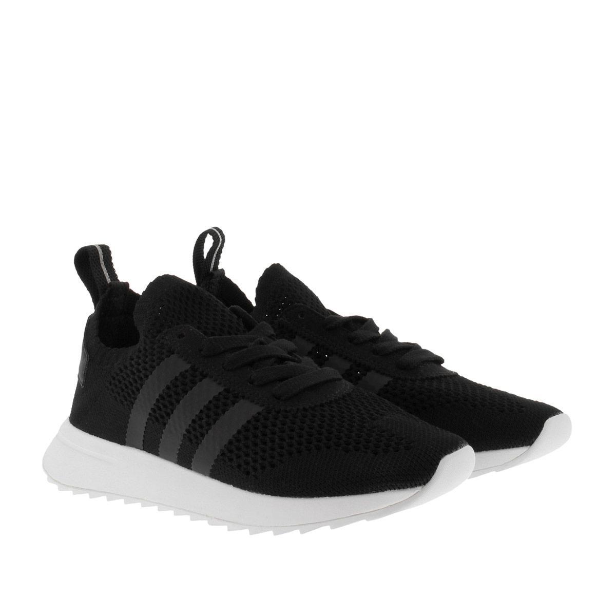 half off 2402f db008 Adidas Originals Primeknit Flashback Sneaker Core Black in B