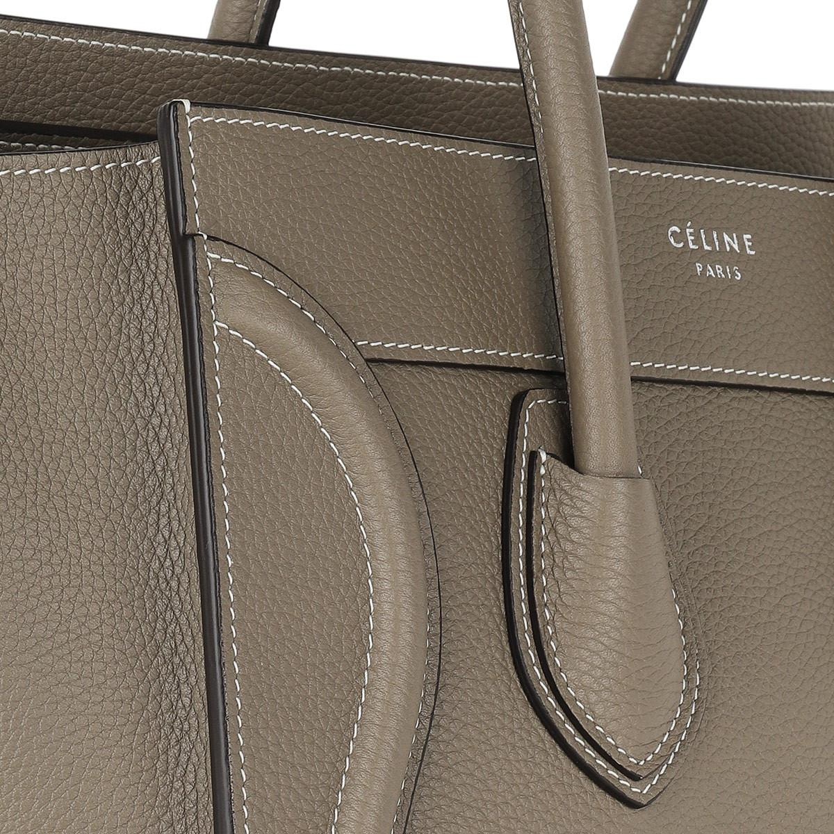 8221fe9e368 Gallery. Previously sold at  Fashionette · Women s Celine Luggage ...