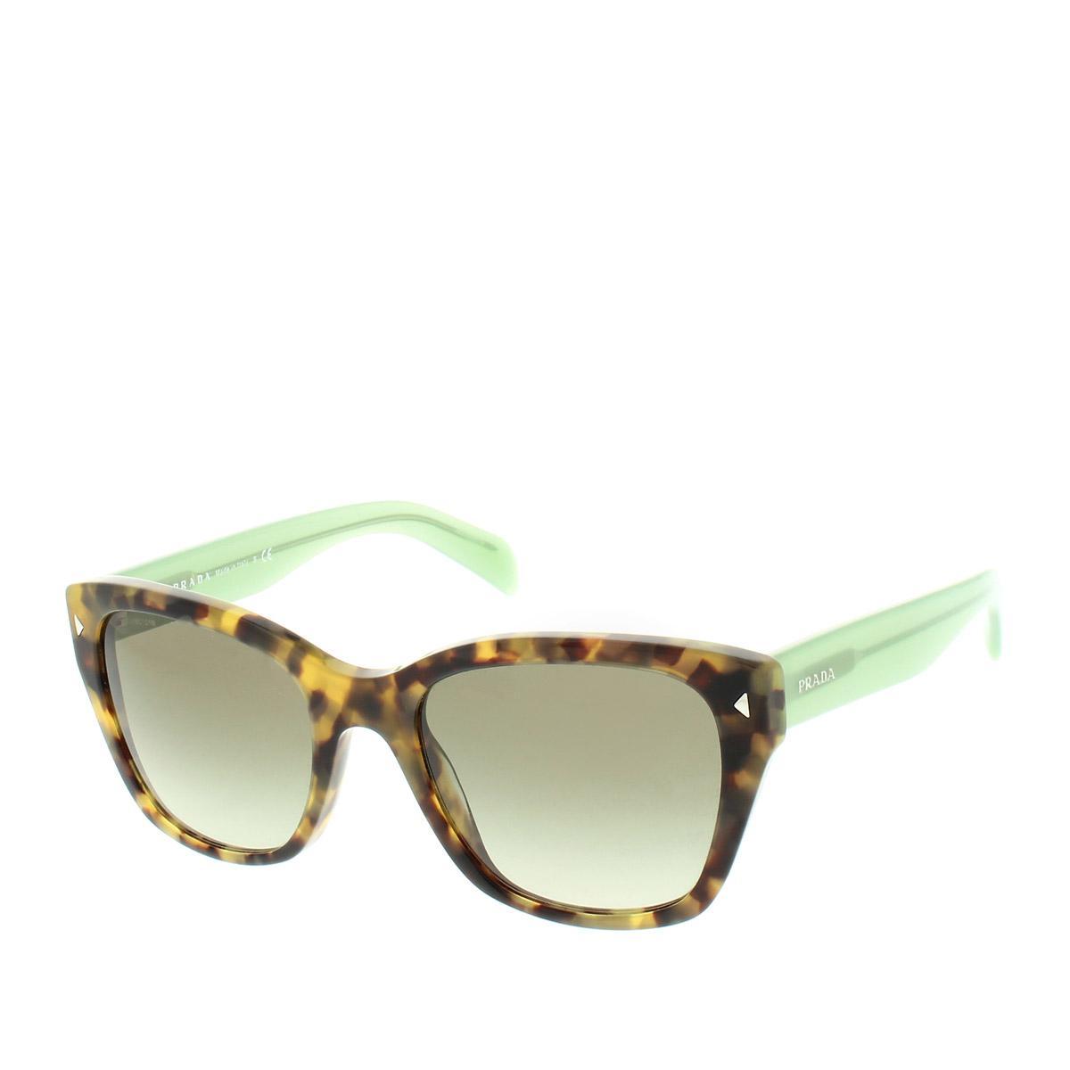 Gafas 36 Prada dorado marrón para damas Pr sol Zvn4p0 0pr65ts de rI7Rr1