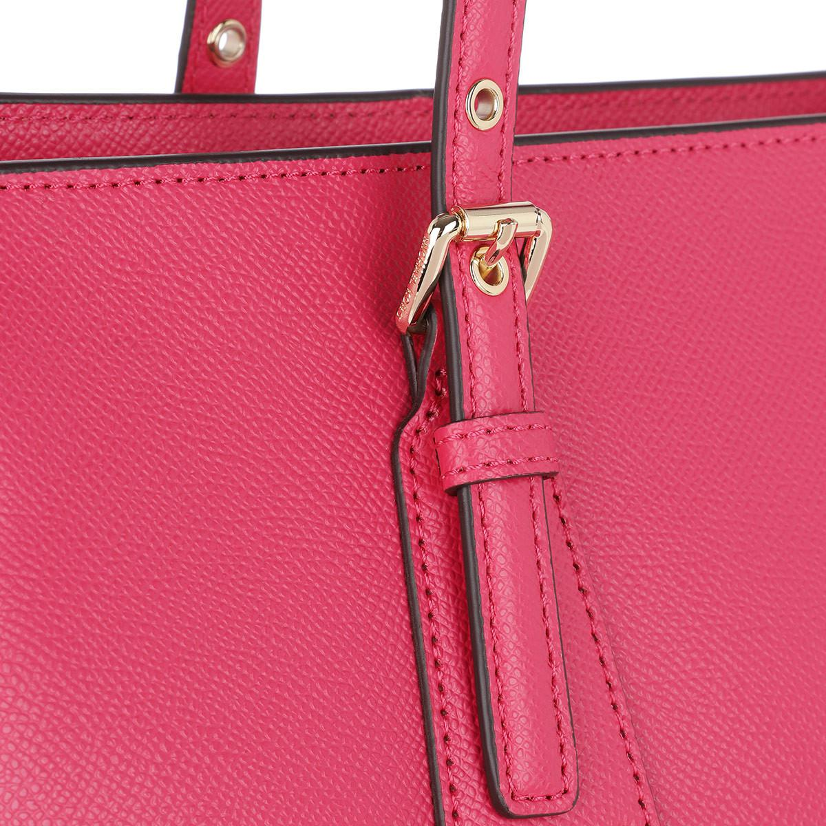 b7ce242393052d Michael Kors Voyager Lg Mf Tz Tote Ultra Pink in Pink - Lyst