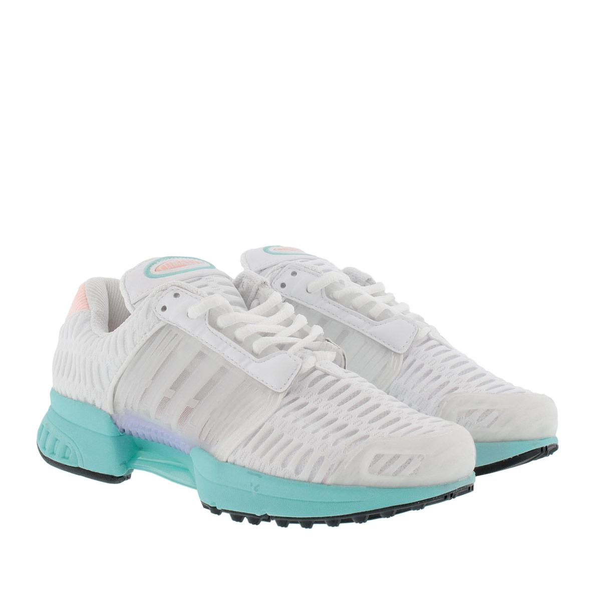 official photos b00e9 68f1c Adidas Originals Womens Climacool 1 Sneaker Whitemint in Whi