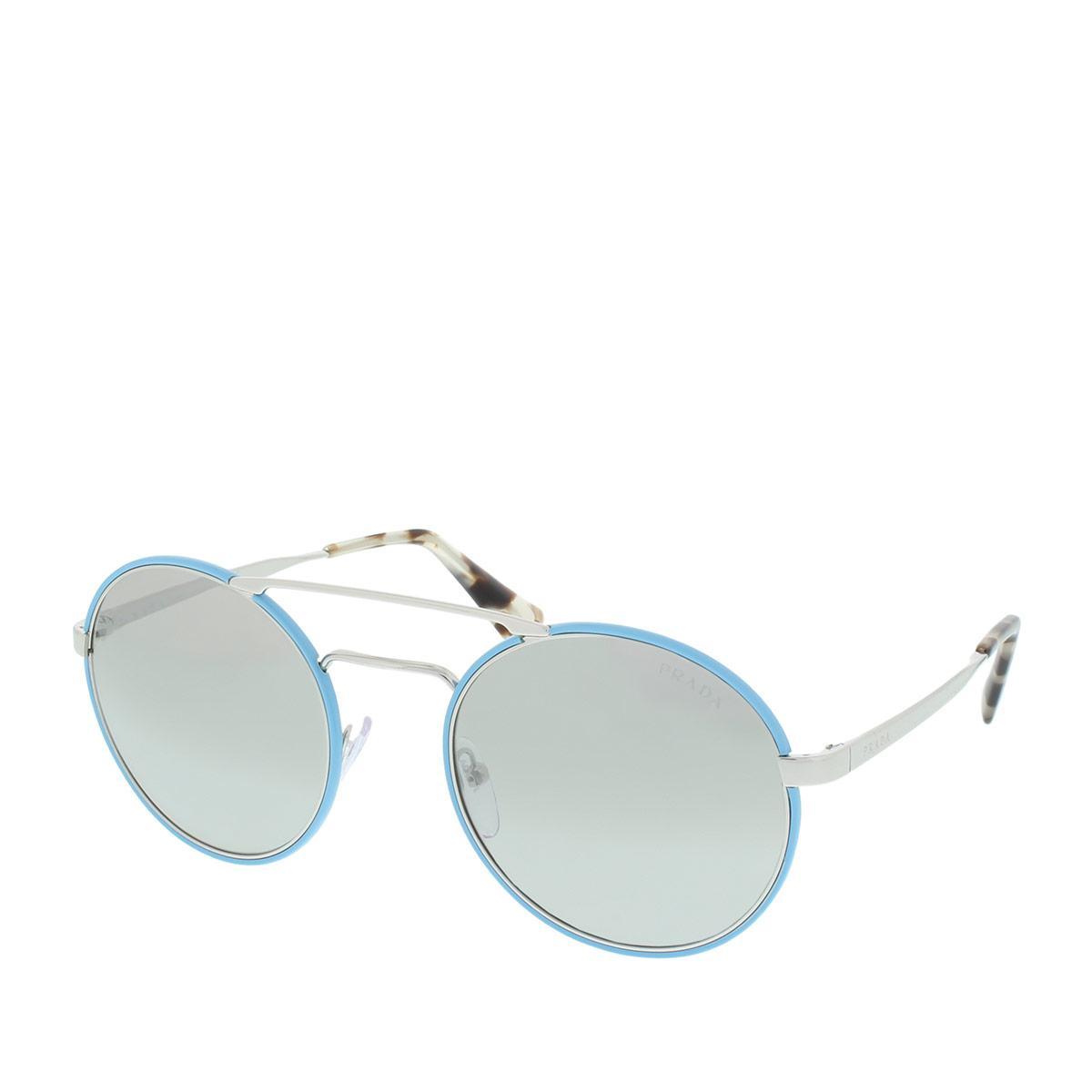 Sunglasses - PR 0PR 51SS 54 VHT1A0 - blue - Sunglasses for ladies Prada RTSg8HfG