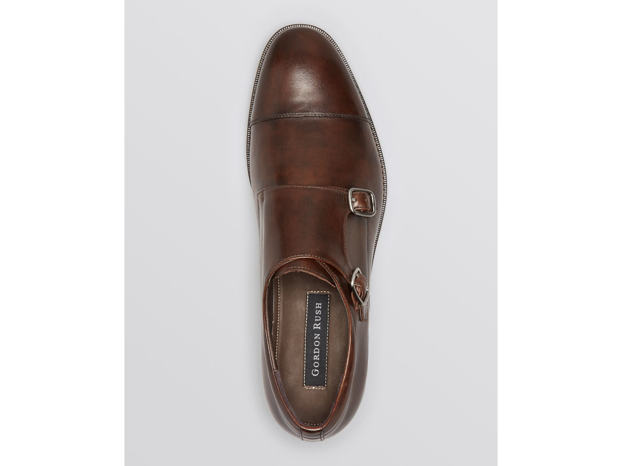Gordon Rush Preston Double Monk Strap Shoe