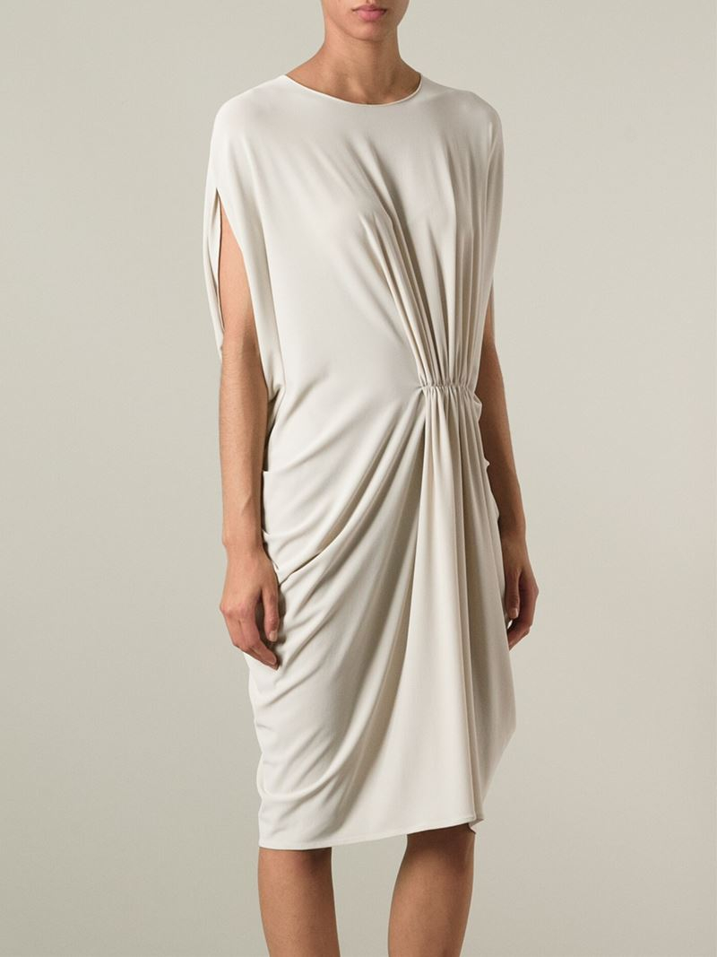 s dress drapes created jersey dkny shop belted women fpx product macy draped dresses for macys