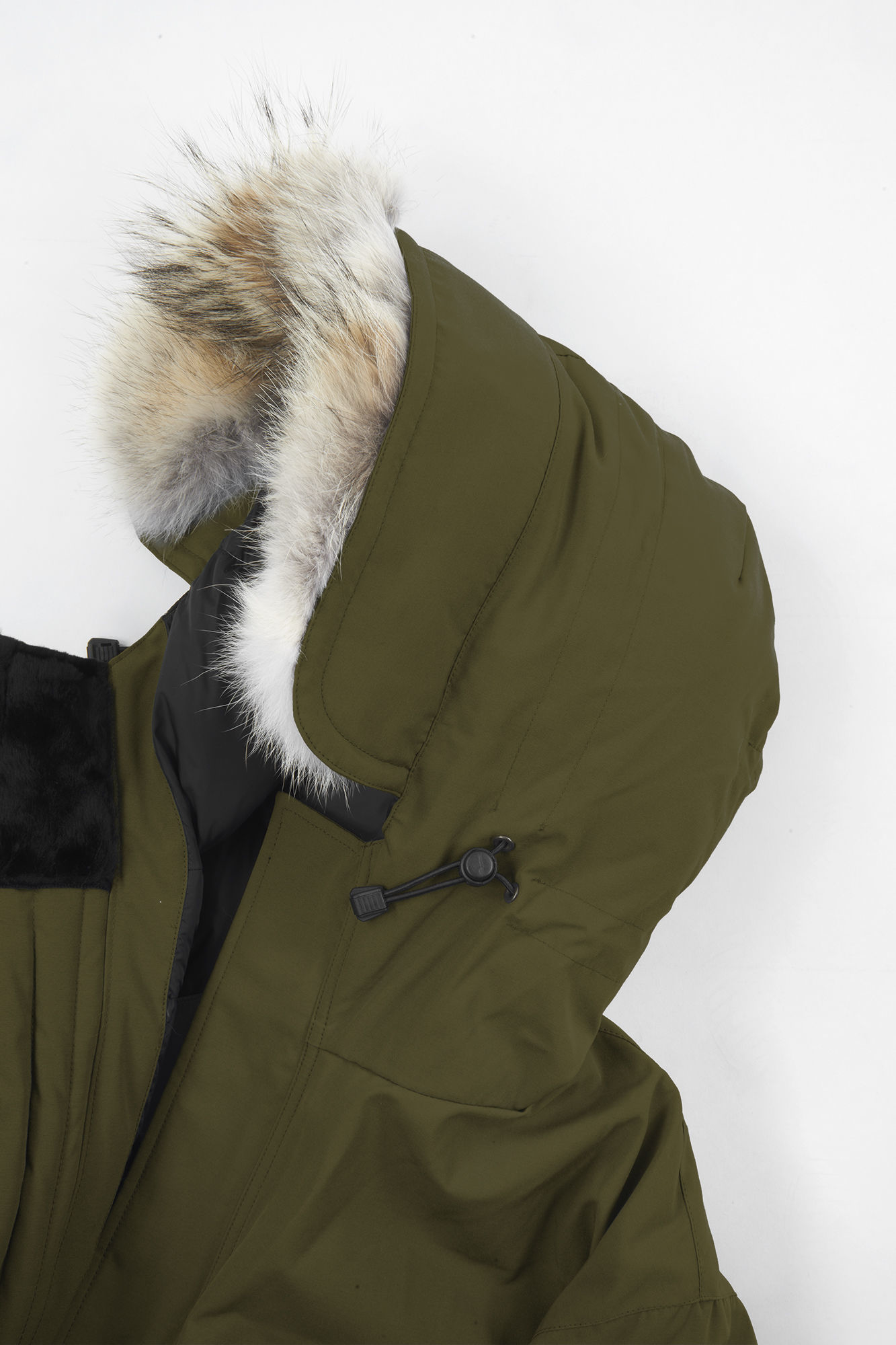 Canada Goose' Langford Fusion Fit Parka - Men's Large - Military Green