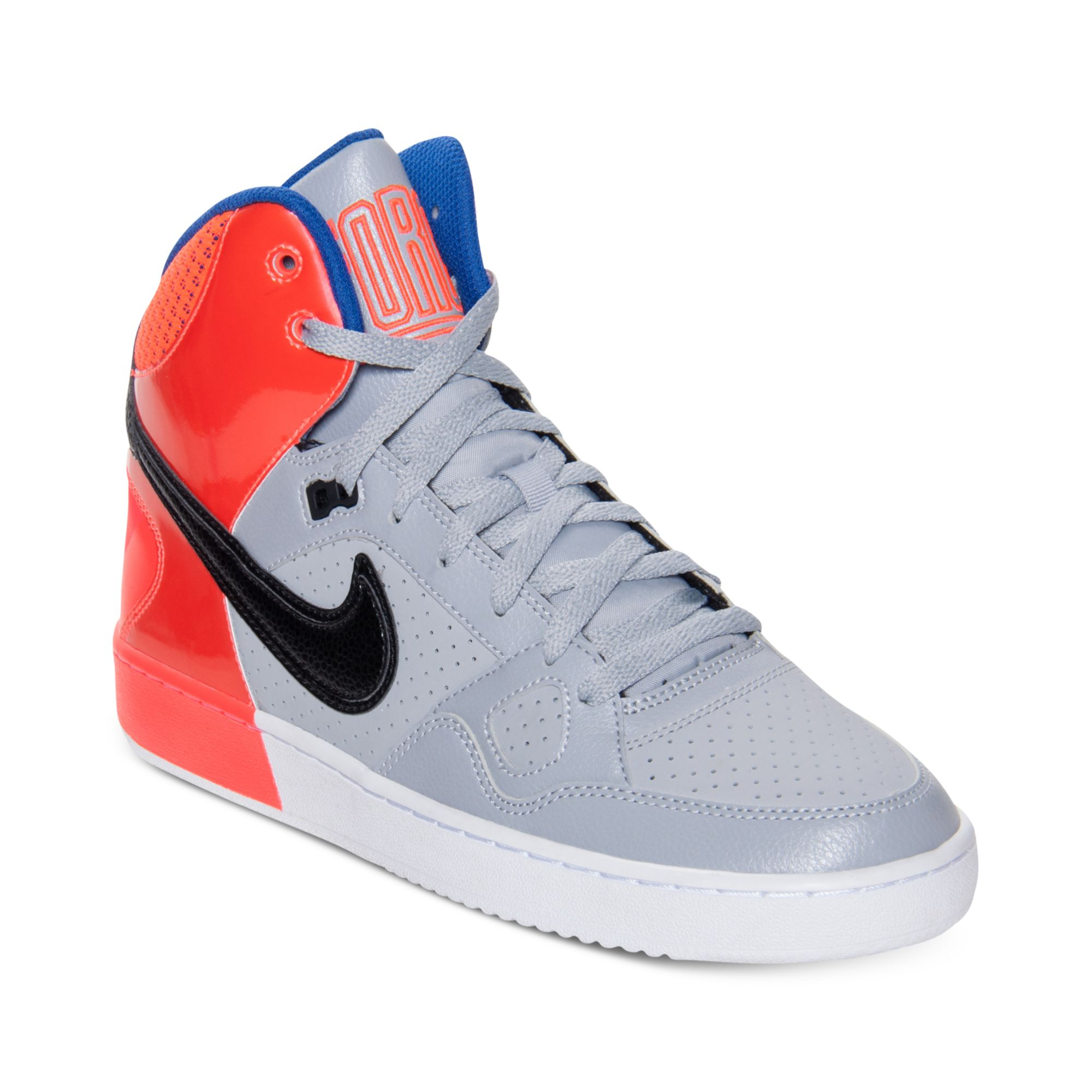 Nike Son Of Force Mens Mid Top Basketball Shoes