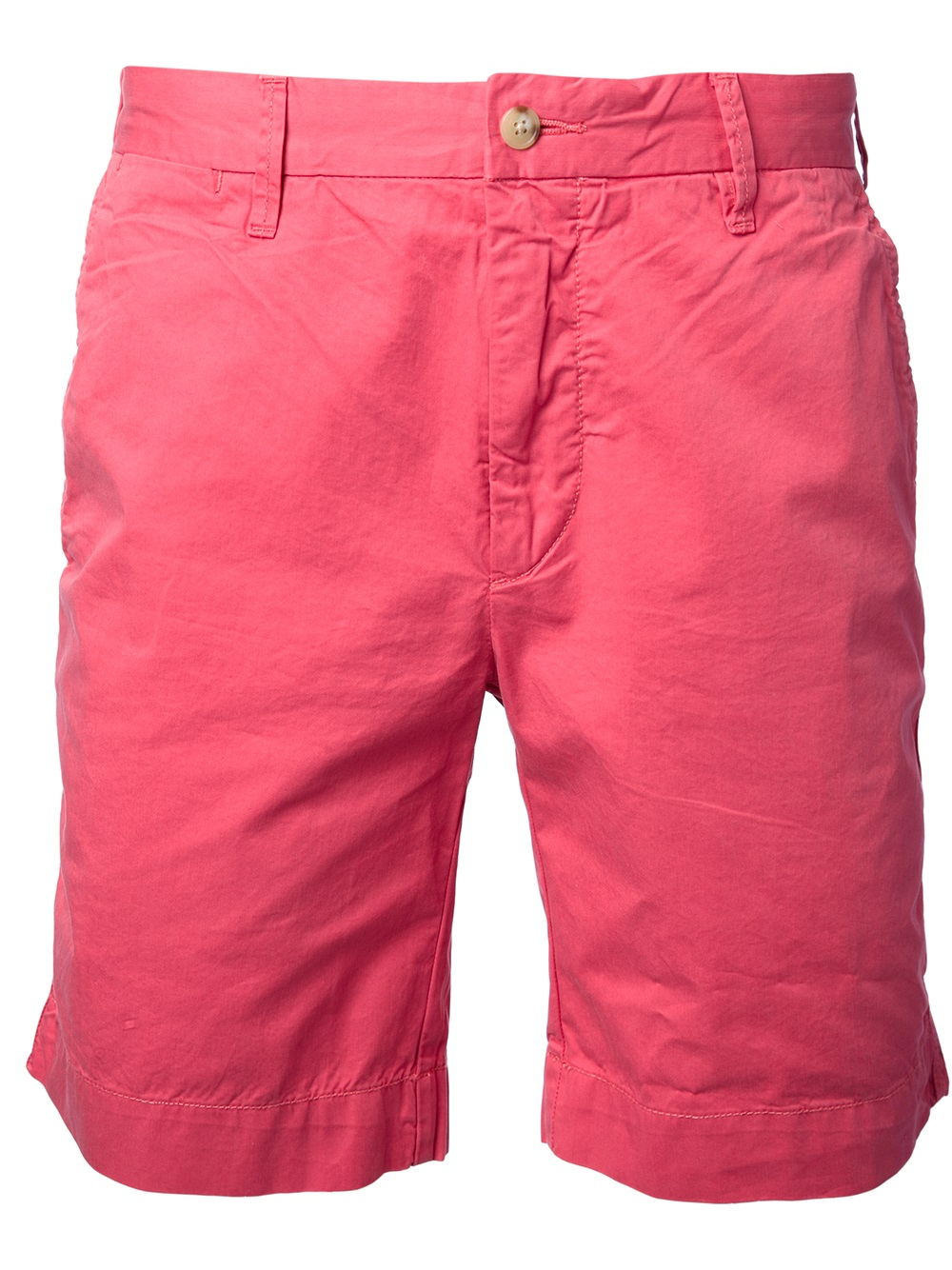 42e108027ee82 ... low cost lyst polo ralph lauren classic bermuda shorts in pink for men  cedf1 b973f