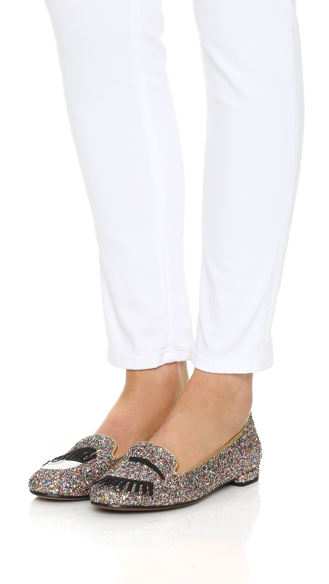 Chiara Ferragni Flirting slippers 0EWdZb3
