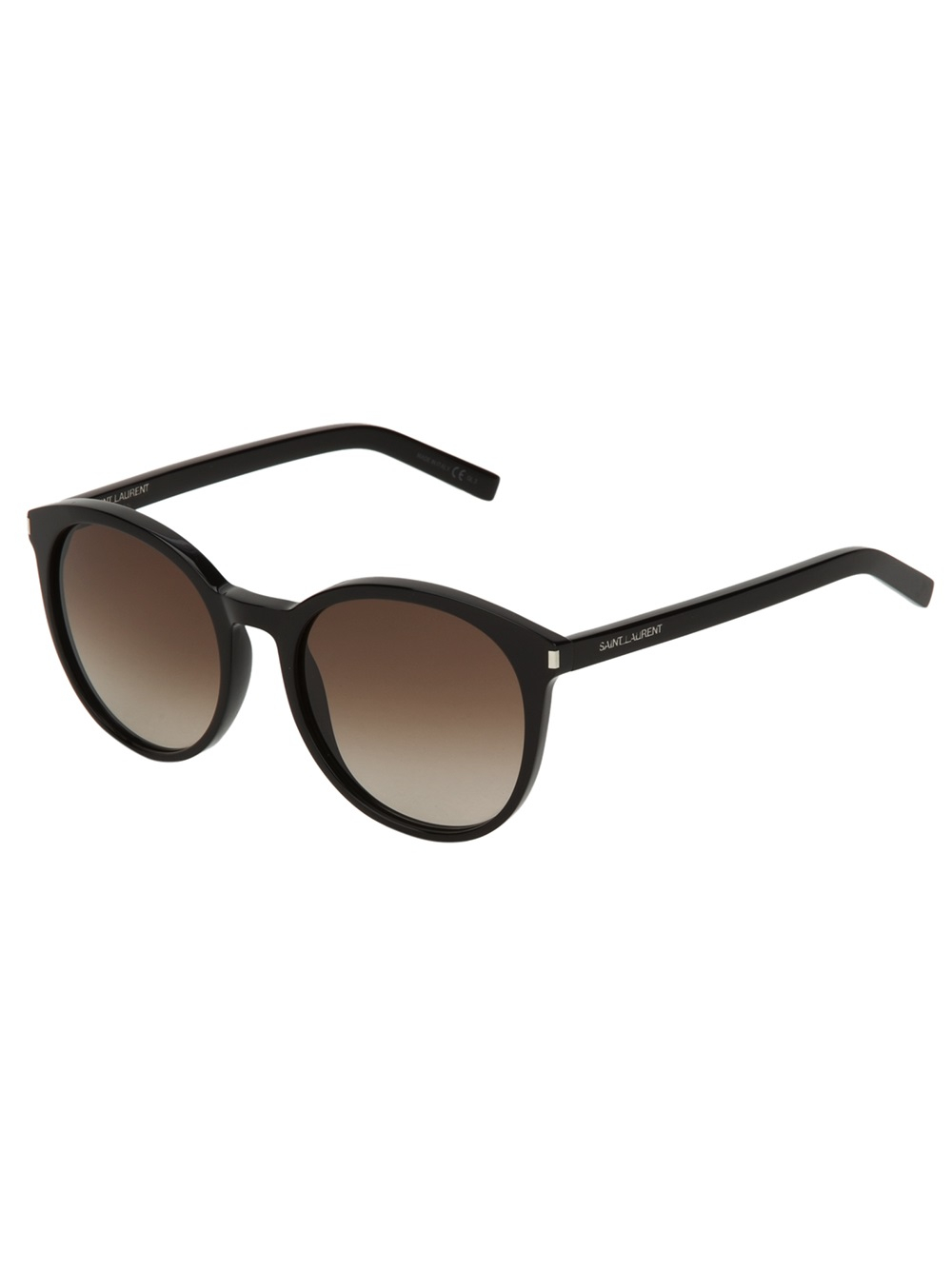 redondas gafas sol Gafas de Laurent de Saint extragrandes de de sol nPn4xt