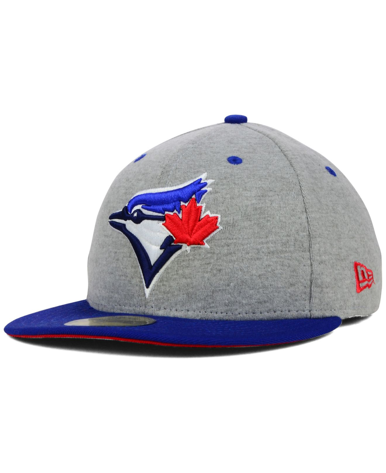 new style 50048 25874 Lyst - KTZ Toronto Blue Jays Sweat Team Pop 59Fifty Cap in Gray for Men